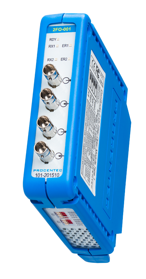PROFIBUS Multi-Mode and Single-Mode Fiber Optic Ring