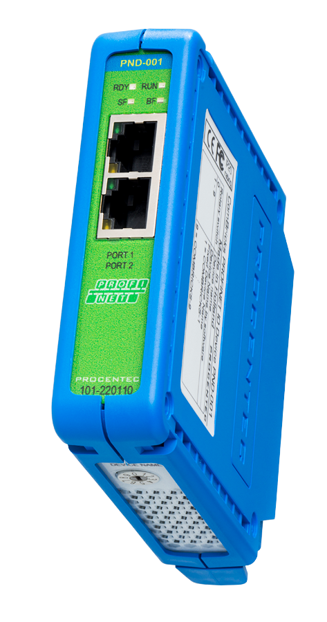 PROFINET IO Device - visual 1