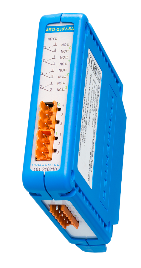4 Channel Relay Module 5 A - 230 VAC Type 1