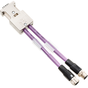 Tap Connector DB9-M12