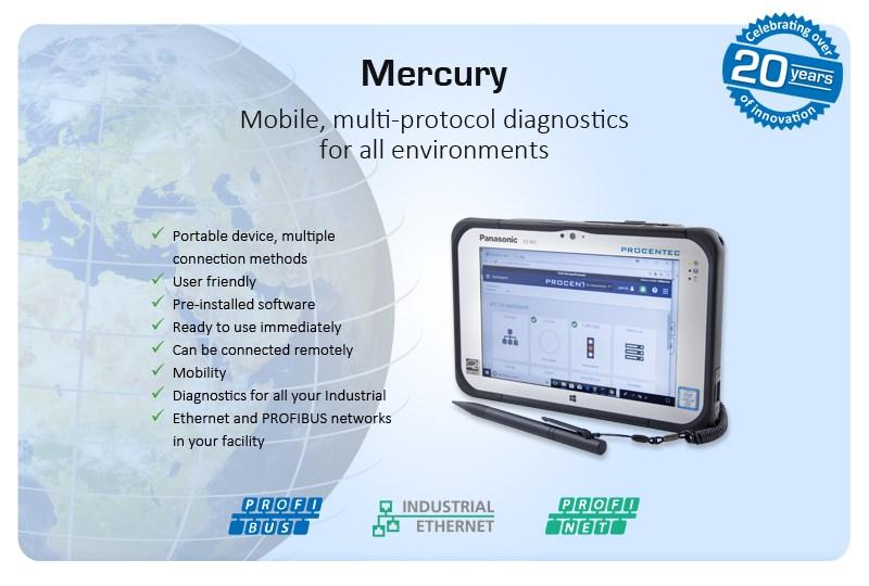 PROCENTEC Mercury - Procentec